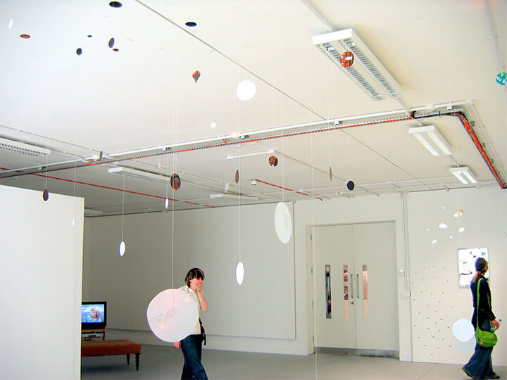 Vision of the Light, Installation View, 2005